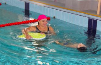 Адаптивное плаванье «Как все»