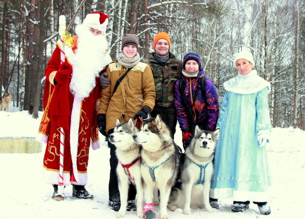 Инклюзивный Новый Год в Красногорске