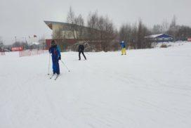 лыжи для всех